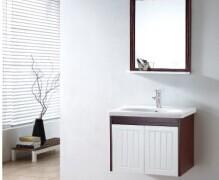 箭牌实木浴室柜