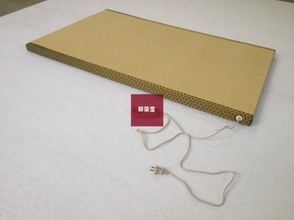 千代和室榻榻米 碳纤维加热床垫 电热榻榻米床垫 会发热的床垫