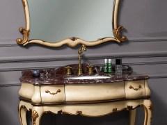 席丹卫浴系列美式乡村风格浴室柜8081