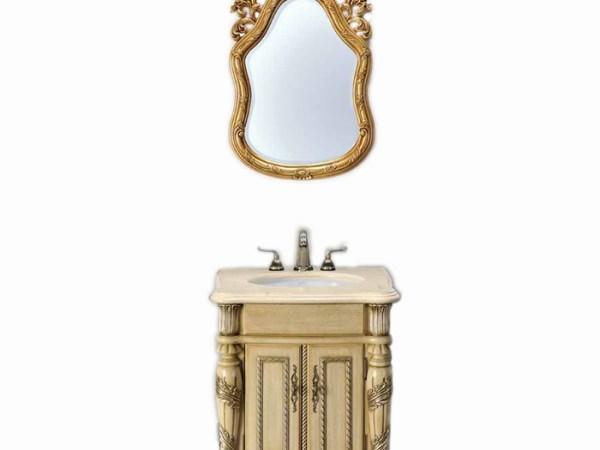 席丹卫浴系列美式乡村风格浴室柜8029(小)