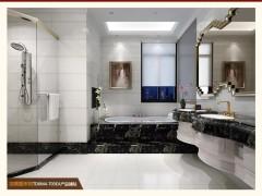 鹰牌陶瓷卫生间瓷砖墙砖室内地砖厨房地砖厨卫瓷砖卫生间防滑瓷砖