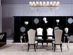 Frandiss领略餐桌的典雅