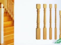 谨诺楼梯简约1.1号小立柱