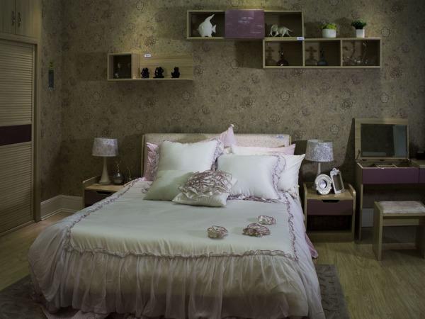 艾卡兰迪新女性系列 卧室家具