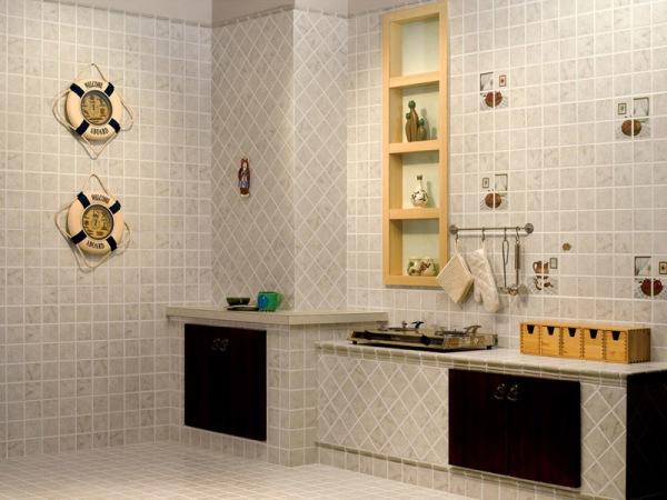 陶一郎瓷砖TW38003B新品300*300厨房砖卫生间墙砖