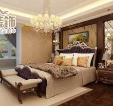 金隅乐府-中式风格-六居室