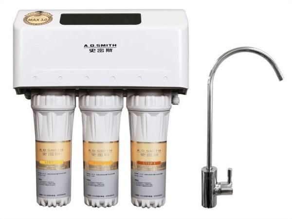 AO史密斯 AR400-A1 厨下式 净水机直饮RO反渗透