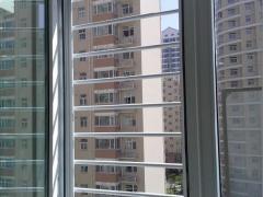 内开窗防盗纱窗一体/高层可拆防护窗//防盗窗/儿童防