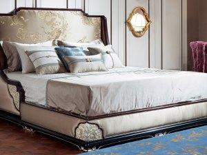 御玺新中式双人床
