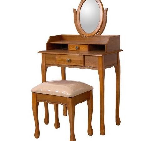 考拉乐 梳妆台 镜 凳 年终大抢购