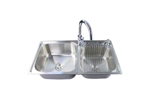 Noken诺肯304不锈钢水槽厨房水槽FD2002年终大抢购