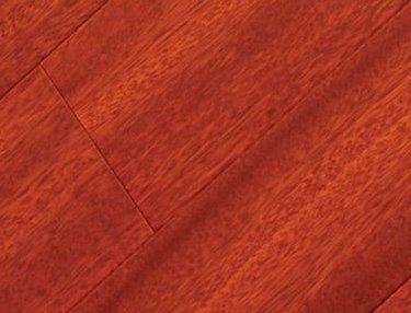 世友海棠木钛晶面实木复合地板