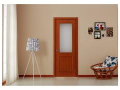 米兰纳环保实木复合免漆时尚简约套装门NM-D28