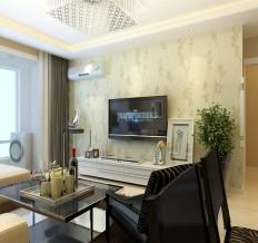 海尔山海湾-二居室-87平米-装修设计