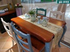 欧乐雅XC-CZ/CY-6802一桌四椅