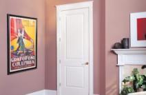 美国艺王CraftMaster卡莲娜 油漆门 实木复合图片