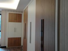 高级定制家具方案―主卧平开门衣柜