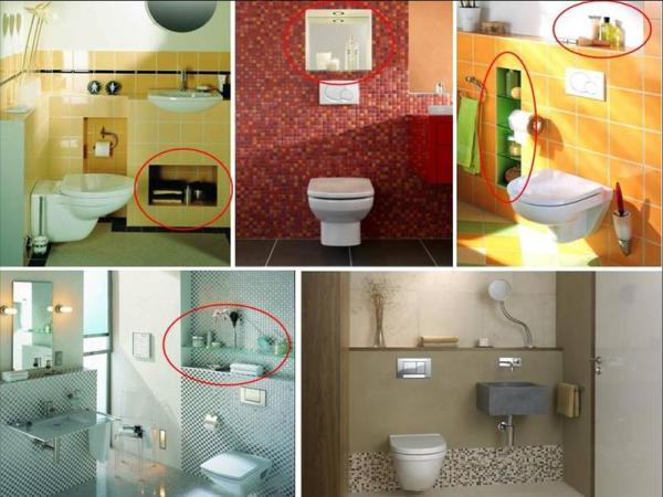 小户型卫生间的最佳选择 挂墙式马桶