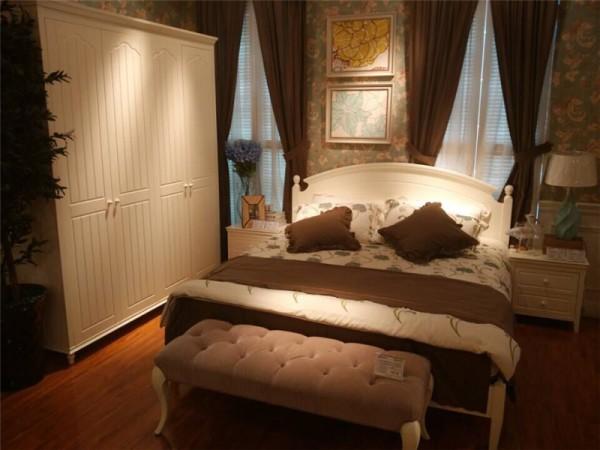 圣斯克卧房三件套艾茉莉系列特价套餐7880元