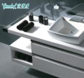 giessdorf/吉事多 NEW EDGE新边锋浴室柜 烤图片