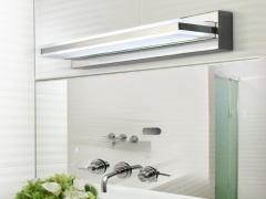 奥朵现代简约高端LED 镜前灯浴室防水卫生间灯 酒店化妆灯