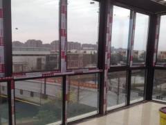 上海【坚诚门窗】凤铝799型铝合金推拉窗双层中空玻璃封阳台窗