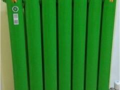 北京圣火第三代大水道钢质散热器!