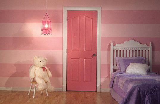 美国艺王 CraftMaster 卡美尔 油漆门 实木复合