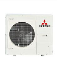 三菱重工海尔RFC80TX一拖二一室一厅用直流变频中央空调