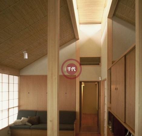 千代和室榻榻米 实木定制家居