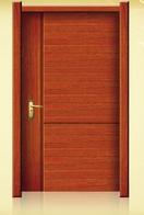 鲁班木门 烤漆门