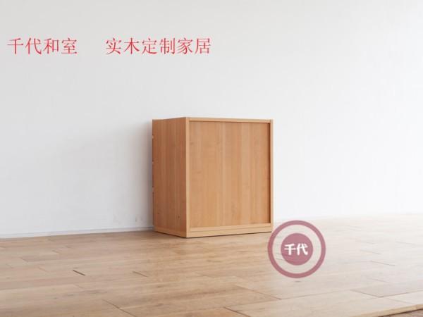 千代和室榻榻米 实木定制 衣柜 书柜 橱柜