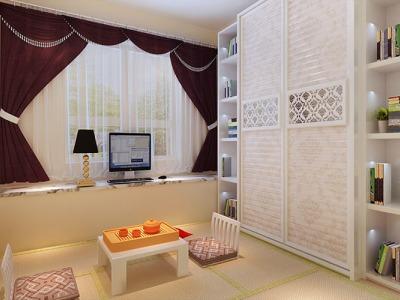 新古典风格-131平米四居室装修样板间