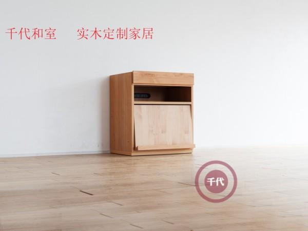 千代和室榻榻米 实木定制家居 衣柜 书柜 橱柜