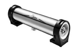 美的管道超滤净水机MU117-1T(升级版)