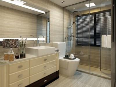 法式风格-290平米四居室装修样板间