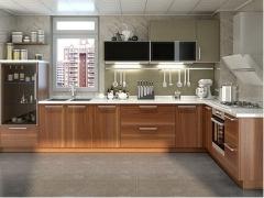 丽维家 橱柜 定制套装 整体厨柜厨房 挪威森林 欧洲进口环保