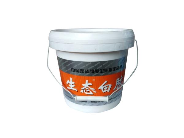 白胶 白乳胶 生态白胶 绿色家园 生态白胶08-4kg银红