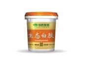 白胶 白乳胶木工胶 绿色家园 生态白胶235-16kg金红