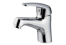 九牧水龙头全铜 冷热单把单孔面盆台上盆洗脸盆3259-022图片