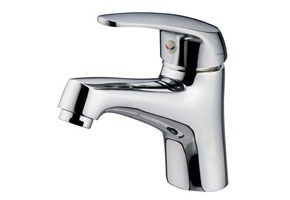 九牧水龙头全铜 冷热单把单孔面盆台上盆洗脸盆3259-022