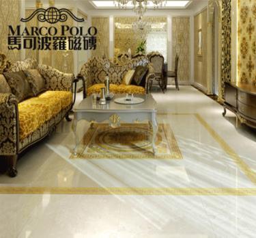 马可波罗翠玉石系列CZ8888AS地砖800规格 奢华经典