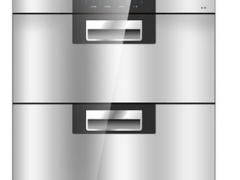 美的 MXV-ZLP90Q07 嵌入式消毒柜
