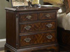 FINE精制 美式传统 典雅优质 奢华 实木珍藏 床头柜精品