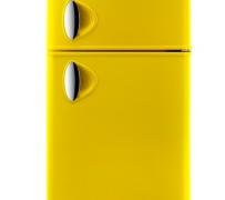 美的 BCD-112CM(E)双门小冰箱节能家用电冰箱
