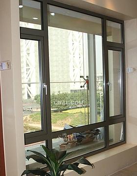 澳盾70系列断桥铝阳台窗户 铝合金门窗制作 10道超强密封王