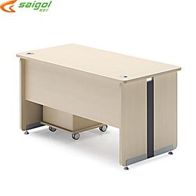 4米电脑桌办公桌 台式桌抽屉书桌简易桌包邮图片
