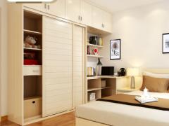 索菲亚卧室成套家具后现代双人床衣柜家具套装组合四件套定制家具