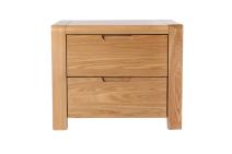 特价促销纯榆木床头柜纯实木床头柜床边柜艺罗明珠ES-B05图片