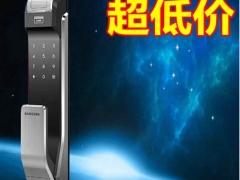 三星指纹锁 P718 指纹密码锁 南京指纹锁